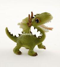 Mini Dragon Smiling TO 4352 Dollhouse Miniature Fairy  Hobbit Garden Figurine