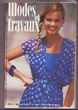 modes et travaux N° 954 -  mai 1980