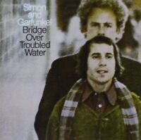 Simon and Garfunkel Bridge Over Troubled Water 2 Extra Tracks Remastered CD NEW