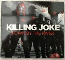Signed Killing Joke - Down To The River - 2 X CD + DVD Album - KJR001CD - 2012