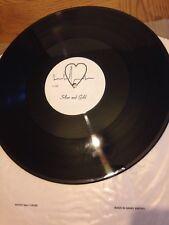 LED ZEPPELIN / U2 PROMO LP Z 014 - Silver & Gold