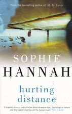 Hurting distance by Sophie Hannah, Paperback, New Book