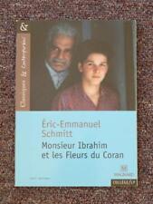 MONSIEUR IBRAHIM ET LES FLEURS DU CORAN, Eric-Emmanuel Schmitt, LNC Softcover