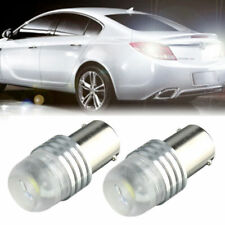 Car Reverse Light 12V One 1156 BA15S P21W DC CREE Q5 LED Auto Lamp Bulb White