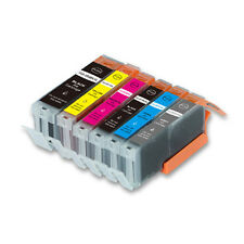 6 PK Quality Ink Set w/ Chip for for Canon PGI-270XL 271 TS8020 TS9020 MG7720