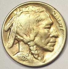 """1926-S Buffalo Nickel 5C Coin - XF / AU Details - Scarce Date """"S"""" Mint Coin!"""