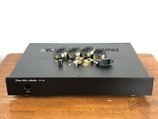 Black amplifier chassis preamp case Power amp DIY cabinet box 430*60*300