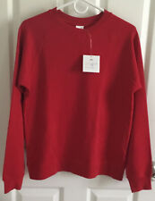 Hanna Andersson Girl/Boy Red Sweatshirt Size 160 (14-16) **NEW with tags* $32