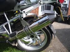BMW R1200 GS GSA (04-09) Beowulf Silencer Muffler Exhaust c/w link pipe