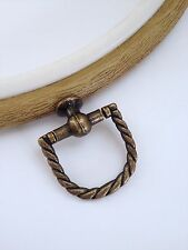 Small Wood Imitation Embroidery Cross Stitch Hoop Sewing Quilting Plastic Hoop