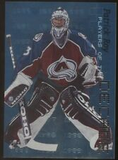 1999-00 BAP Millennium Patrick Roy Players of the Decade 231/1000