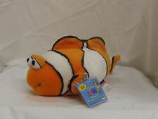 Clown Fish full size 10in Webkinz pet with sealed unused code 5 up HM219