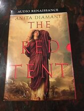 The Red Tent Audio Cassette Tapes by Anita Diamant