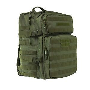 NcSTAR VISM Tactical Assault Backpack Bag Military Camping Hiking MOLLE