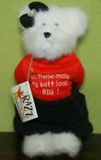 Nwt Boyds Razz Uneeda Biggersize Plush Bear Do These Make My Butt Look Big