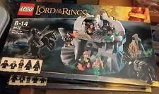 2 x Lego le seigneur des anneaux attaque sur Mont Venteux (9472)