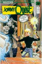 Jonny Quest # 13 (Carmine Infantino) (USA, 1987)