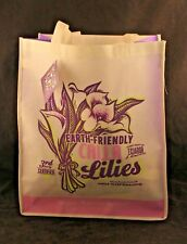 Whole Foods Reusable Bags NEW Calla Lilies Bag