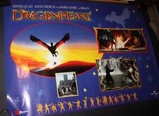 DRAGONHEART - DIN A1 - Poster - Plakat - RAR
