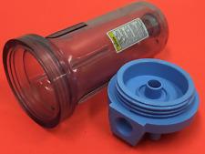 """PENTEX - 3/4"""" NPT - Clear Water Filter Housing"""
