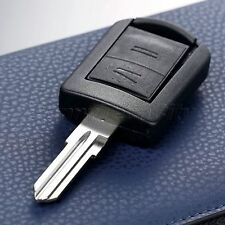 Keyless Entry Remote Key Case Shell Fob CORSA MERIVA Combo 2002 2003 2004 Black