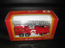 1/82 TOMICA DANDY HINO AERIAL LADDER FIRE ENGINE TRUCK MADE IN JAPAN RARE DE-025