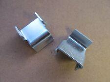 37-2026 1967-74 BSA B25 TRIUMPH T100 T120 TR25W TLS BRAKE SHOE ABUTMENT PAD (PR)