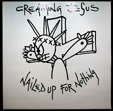 """Creaming Jesus 'Nailed Up For Nothing' 12"""" EP - unplayed vinyl"""