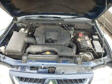 Mitsubishi Shogun 3.2 DiD Diesel 2000 - 2006 Engine Supplied and Fitted 4M41