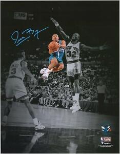 "Muggsy Bogues Charlotte Hornets Autographed 11"" x 14"" Spotlight Photograph"