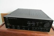 TRIO (KENWOOD) STEREO  AMPLIFIER A-5X  lots of inputs.HiFi Component CLASSIC AMP