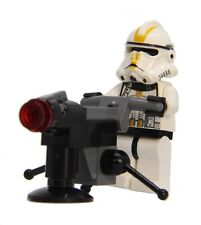 LEGO® Star Wars™ Yellow Elite Ep3 Clone Trooper with Ground Cannon