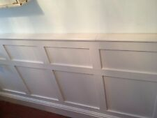 Wall Cladding Panelling Panels MOISTURE RESISTANT wider Edwardian style easy DIY