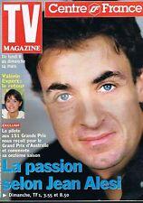 Jean Alesi Jacques Laffite TV Mag de 1999