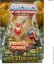 Loo Kee & kowl 2-pack motu Masters of the Universe Classics * rar * nuevo & OVP