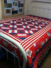 Raggedy Ann & Andy Twin Quilt