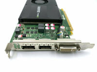 NVIDIA Quadro K2000 graphics card 2GB GDDR5 DP Support 4K 2X DisplayPort DVI