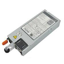Dell PowerEdge R520 R620 R720 R720XD R820 750W Power Supply 05NF18 D750E-S1