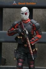 Sucide Squad  Dead Soldier Deadshot Will Smith 1:6 MIB