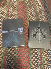 Assassins Creed Syndicate Collectors Edition Guide Book & Mass Effect Andromeda