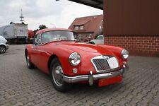 1958 MG A Coupe mit TÜV und H MGA 1500er Motor Sportwagen englischer Oldtimer