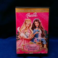 Barbie as the Princess and the Pauper (DVD, 2004)