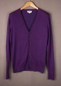 DIESEL Men Casual Stretch Knit Sweater Jumper Size M ATZ579