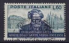 Italien Mi Nr. 852, gest., 100 Jahre Briefmarken Modena + Parma 1952, used