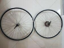 Wheels Rigida Alloy heat treated, Made France,Porsche bike S 26 Mountain Bike