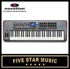 NOVATION IMPULSE 61 NOTE USB MIDI MASTER CONTROLLER KEYBOARD IMPULSE61 NEW