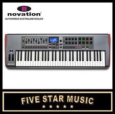 NOVATION IMPULSE 61 NOTE USB MIDI MASTER CONTROLLER KEYBOARD IMPULSE61 NEW