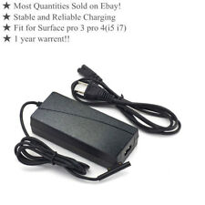 Power Supply for Microsoft Surface Pro 3 Pro 4 - AC Charger Cord Adapter 12V