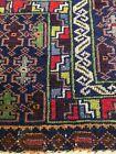 Vintage Baluch Handknotted Tribal Prayer Rug, Zakani Baluch Tribe, No Fading