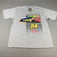 Vintage 1995 Winston Cup Champion Jeff Gordon Nascar T Shirt Men's Size XL